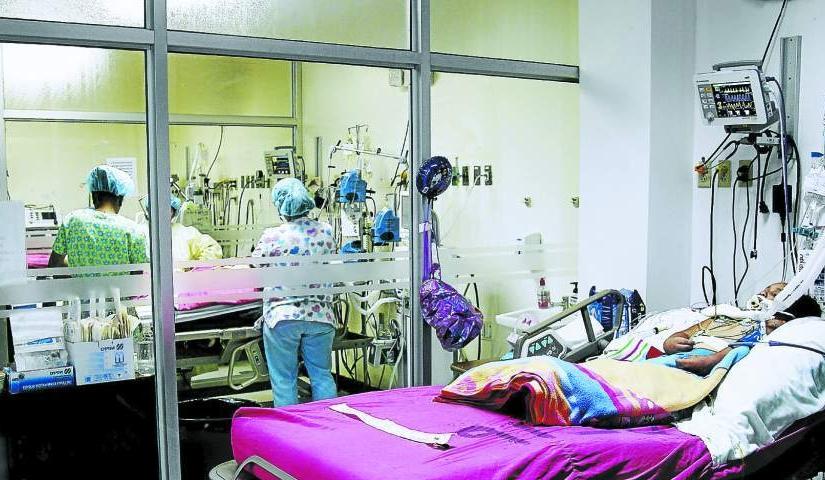 Tratamiento farmacológico del asma grave enUCIP